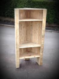 Recycled Pallet Corner Unit