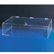 Acrylic Counter Display Case W Lock 24 1 4L