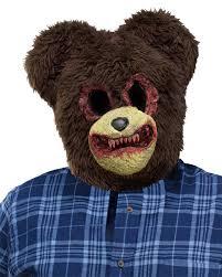 Walmart Halloween Contacts No Prescription by Scary Bear Animal Halloween Costume Mask Walmart Com