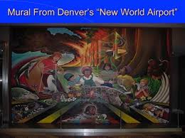 Denver International Airport Murals Youtube by Denver Airport Murals Explained By Dr Leonard Horowitz The