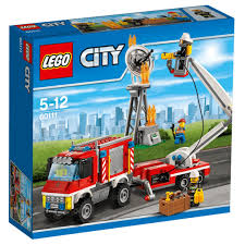 LEGO 60111 City Fire Utility Truck 60111, Toys & Games, Bricks ...