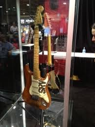 Another Historic Guitar Here This Is Stevie Ray Vaughans Lenny Image6