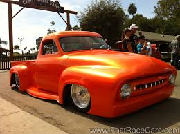 Fast Street Trucks - Trucks Section 1955 Ford F100 Street Rod Truck 1953 Pickup Stepside 54 55 56 Hot Stock Custom W 460 Racing Engine 20 Inch Rims Truckin Magazine Motor Vehicle Collections Pinterest For Sale On Classiccarscom Chevy Apache New Restoration Youtube Network