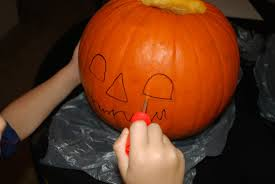 Peppa Pig Pumpkin Stencil by Halloween Events In Shropshire Guide To Family Activities Taking