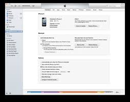 How to Manually Backup Your iPhone Using iTunes iClarified