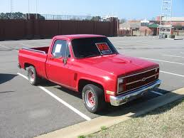 100 Chevy Stepside Truck For Sale Vintage Pickup Searcy AR