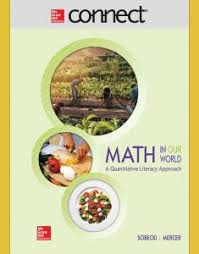 Connect Math Hosted By ALEKS Access Card 52 Weeks For Quantitative Literacy