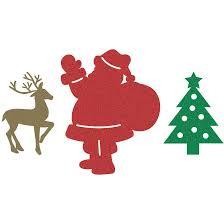 Christmas Glittered Cutouts Ziggos Party