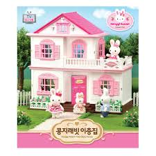 100 Picture Of Two Story House Buy Konggi Rabbit Doll Online At Low