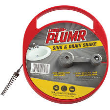 Shop Liquid Plumr 1 4 in x 20 ft Flat Rod Drain Auger at Lowes