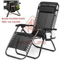 FREE LIFE Folding Chair Folding Bed Zero Gravity Chair Best Gift  (black/blue)Free Cup Holder Kawachi Foldable Zero Gravity Rocking Patio Chair With Sunshade Canopy Outsunny Folding Lounge Cup Holder Tray Grey Varier Balans Recliner Best Choice Products Outdoor Mesh Attachable And Headrest Gray Part Elastic Bungee Rope Cords Laces For Replacement Costway Rocker Porch Red 2 Packzero Pieinz Gadgets In Power Recliners Vs Manual Reclinersla Hot Item Luxury Airbag Replace Massage Garden Adjustable Sun Lounger Zerogravity Seat Side Deck W Orange Marvellous Lane Fniture For Real
