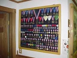 Amazon Medals Display Case Sports Related Cases Outdoors