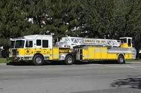 100 Tow Truck Honolulu Fire Dept KME Aerial TDA Fire Fighting Apparatuses Fire