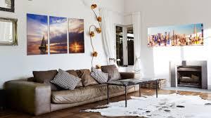 tipps für die richtige wohnzimmer deko computer bild