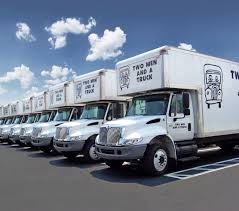 Two Men And A Truck: From Two Movers To 323 Franchises | News ...