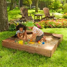 KidKraft Backyard Sandbox - Espresso - Walmart.com Decorating Kids Outdoor Play Using Sandboxes For Backyard Houseography Diy Sandbox Fort Customizing A Playset For Frame It All A The Making It Lovely Ana White Modified With Built In Seat Projects Playhouse Walmartcom Amazoncom Outward Joey Canopy Toys Games Lid Benches Stately Kitsch Activity Bring Beach To Your Backyard This Fun Espresso Unique Sandboxes Backyard Toys Review Kidkraft Youtube
