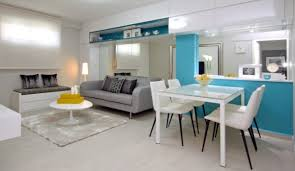 Grey And Turquoise Living Room Decor by Apartment Blue And Grey Living Room Decoration For Oval White