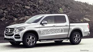 Mercedes-Benz Still Undecided On Its Pick-up Truck Picture. | Top Speed
