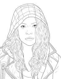 Orphan Black The Official Coloring Book 9781683831006in01