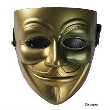 Purge Mask Halloween by V For Vendetta Mask Halloween Full Face Mask Abs Plastic Mask