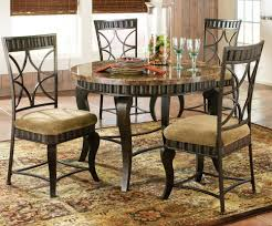 4 Piece Dining Room Sets by Round Dining Room Sets For 4