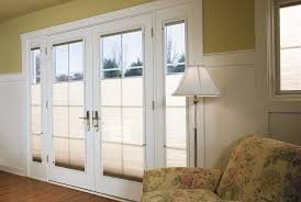 Patio Door With Blinds Between Glass by Which Patio Door Material Is Best For My Home Angie U0027s List