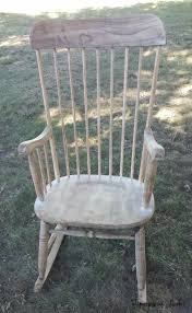 How To Refinish A Rocking Chair With Stain And Stencils Grandpas Rocking Chair Brightened Up For New Baby Nursery Future Restoration Pictures Rahns Fniture Sold Arts And Crafts Childs Refinished The Frosted Gardner West Custom Cartoon Of Chairs The Adventures Mrs Comfortable Rocking Chairs Stock Image Image Of 1970s Vintage Thonet Feigleys Repair Refishing Shop Home Facebook How To Refinish A With Stain Stencils Wingback Spring Chair Refinished New Cushions Made Upholstered Redo Prodigal Pieces Heirloom Hour 1 Moms Wooden In