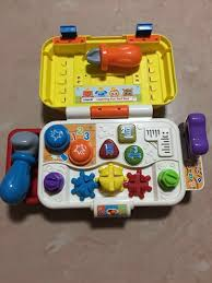 Vtech Learning Fun Tool Box, Babies & Kids, Toys & Walkers On Carousell Vtech My First Cash Register With Food Basket Toy Amazoncouk Cheap Abc Fun Learning Find Deals On Line At Push Pull Hammer Truck Toys Games Carousell Leapfrog Scouts Build Discover Tool Box Klb Presale Garage Sale Vtech Interactive Toys Compare Prices Nextag Amazoncom Drill Learn Toolbox Baby Toot Drivers Fire Engine Interactive Light Sound 38 Musthave Toddler Educational And Entertaing Classic Wooden Pound A Peg Pounding Bench Kids Submarine Tpwwwthfuntimecombabytoy For Boys