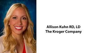 Kroger Customer Service Desk Duties by Retail Dietitian Close Up Allison Kuhn Rd Ld The Kroger Company