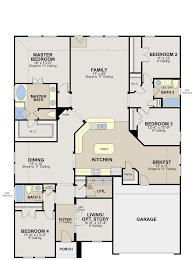 Ryland Homes Floor Plans Georgia by Calatlantic Homes Meridiana Texas Series Longview 1266978