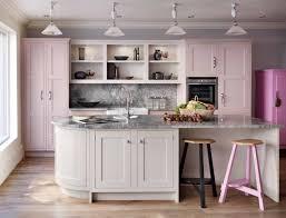 kitchen kitchen color ideas pink gallery refrigerator oak