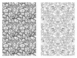 Amazon Pocket Posh Adult Coloring Book Vintage Designs For Fun Relaxation Books 9781449458737 Andrews McMeel Publishing