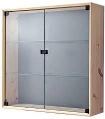 ikea nornas glass door hängeschrank kiefer 70 x 70 cm