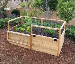 Greenland Gardener Raised Bed Garden Kit by Best 25 Raised Bed Garden Design Ideas On Pinterest Garden Bed