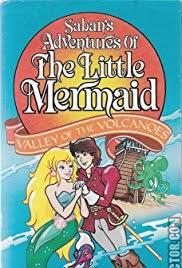 Sabans Adventures Of The Little Mermaid TV Series 1991