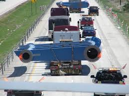 100 Parts Of A Truck IDOT On Twitter BRIDGE PRTS HEDING TO CHICGO Super Load