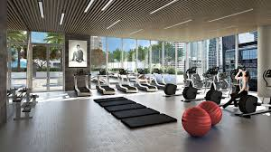salle de sport moderne 13 salle de fitness aux équipements