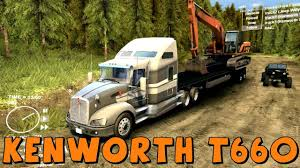 Spin Tires | Kenworth T660 | Biggest Semi Truck Yet! | Download Link ... Black Kenworth W900 Tractomulas Pinterest Rigs Biggest Truck Custom T660 18 Wheels A Dozen Roses Pin By Ray Leavings On Kenworth White Nicolas Tractomas Tr 10 X D100 The Largest Semitruck In Semi Trucks Tractor Trailerssemi Trucks18 Wheelers David Cox Au Trucks Luxury Big The Firstclass Life Of Truck Drivers Flat Out Awesome Race Video Man Race Semitruck Vs A C63 Amg Rig Ever Youtube Thebiggestsemitruckcrash Wheels Roads Timmy Huff Peterbilt