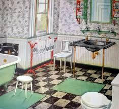 image result for 1930s bathroom 1930s bath design