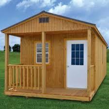 Derksen Best Value Sheds by Simpco Portable Buildings Derksen Cabin