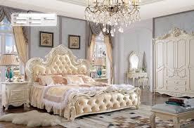 klassisches schlafzimmer set garnitur luxus barock rokoko antik stil bett neu