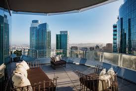 100 Penthouses San Francisco Penthouse Terrace 36A LUMINA