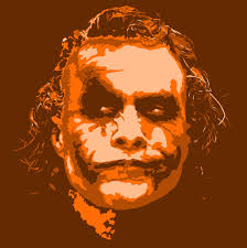 Pulp Fiction Pumpkin Stencil by Joker Pumpkin Template How To Carve The Dark Knight 10 Steps With