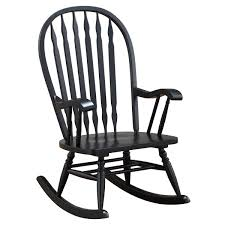 Black Classic Americana Style Windsor Rocker Vintage Used Antique Rocking Chairs For Sale Chairish Learn To Identify Fniture Chair Styles 1890s Amish With Cane Back And Upholstered Seat Fding The Value Of A Murphy Thriftyfun Stickley Arts Crafts Mission Style Oak Rocker Murphys Rocking Chairgrandparents Had One I Casual Ding Brown Cushion Wood Metal Rolling Caster Serta Upholstery Monaco Wing Rotmans Hay Llrocking Chairnordic Style Design Chair How Replace Leather In An Everyday Solid Oak Carver Ding Room Hall Bedroom Vintage With Arms Carryduff Belfast Gumtree