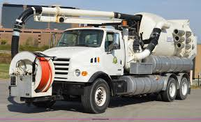 100 Vactor Trucks For Sale 2000 Sterling L7501 Vacuum Truck Item Z9045 SOLD Decemb