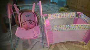 Find More Graco Doll Toys Highchair, Playpen And Stroller For Sale ... Graco Souffle High Chair Pierce Doll Stroller Set Strollers 2017 Vintage Baby Swing Litlestuff Best Of Premiumcelikcom 3pc Girls Accessory Tolly Tots 4 Piece Baby Doll Lot Stroller High Chair Carrier Just Like Mom Deluxe Playset With 2 In 1 Sleepsack For Duodiner Eli Babies R Us Canada 2013 Strollers And Car Seats C798c 1020 Cat Double For Dolls Youtube 1730963938 Amazoncom With Toys Games