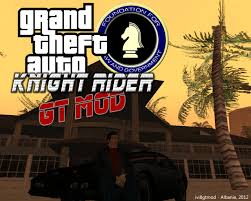 GTA Knight Rider '80 GT Mod (2012) For Grand Theft Auto: San Andreas ...