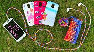 DIY 10 Easy Phone Projects Case Pouch More