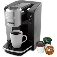 Mr Coffee Single Serve 40 Oz Brewer Black
