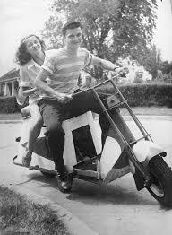 Motor Scooter Fun